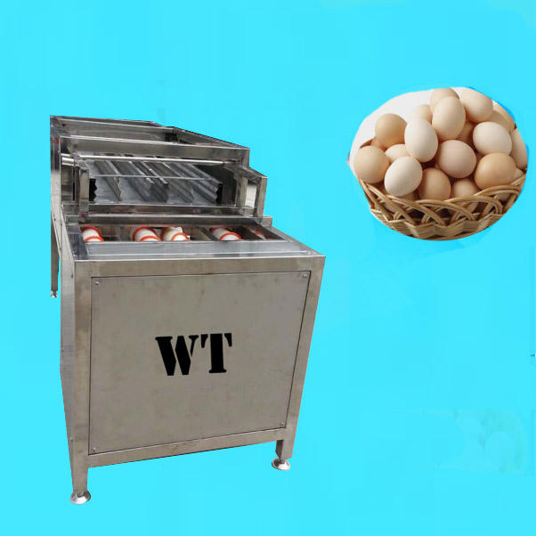 Automatic Boiled And Cooked Egg Peeling Machine For Sale