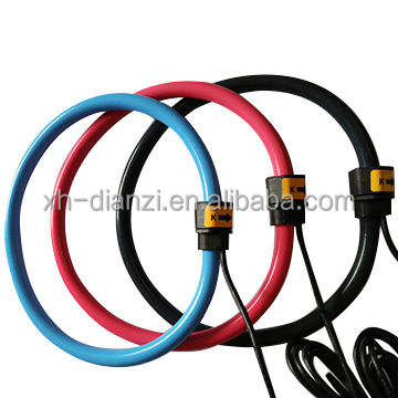 Consumption Sensor [ Current Transformer ] Current100a-100ka100a-10ka Flexible Rogowski Coil Current Transformer Rogowski Rogowski Coil Current Transformer
