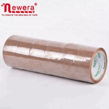 cheap price 66m Strong sticky BOPP adhesive self packaging adhesive tape