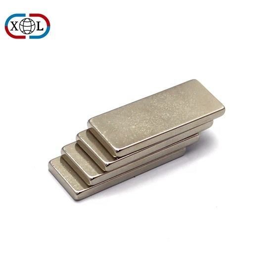 Custom Electric N35 L15x4x2mm Strip Neodymium Magnet