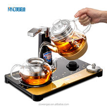 New Design Intelligent Chinese Style Electric Tea Kettle with Tray for Home