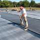 Waterproof Waterproof Epdm Membrane Roof Coating Epdm Rubber Waterproof In Rolls For Flat Roof Rubber Membrane