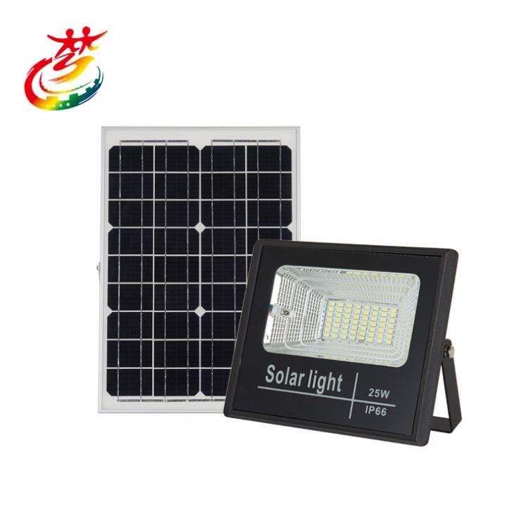 New Products Led Flood Light 40W 6500K Nite Watch Solar-Powered Flood Light