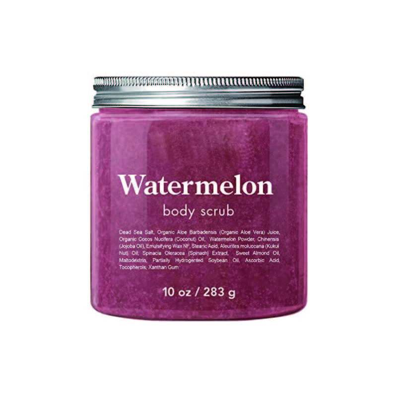 2019 Newest Watermelon Body Scrub For Exfoliates Hydrates And Moisturizes The Skin