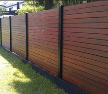 outdoor WPC wood plastic composite  Anti-UV cheap wpc wood fence posts