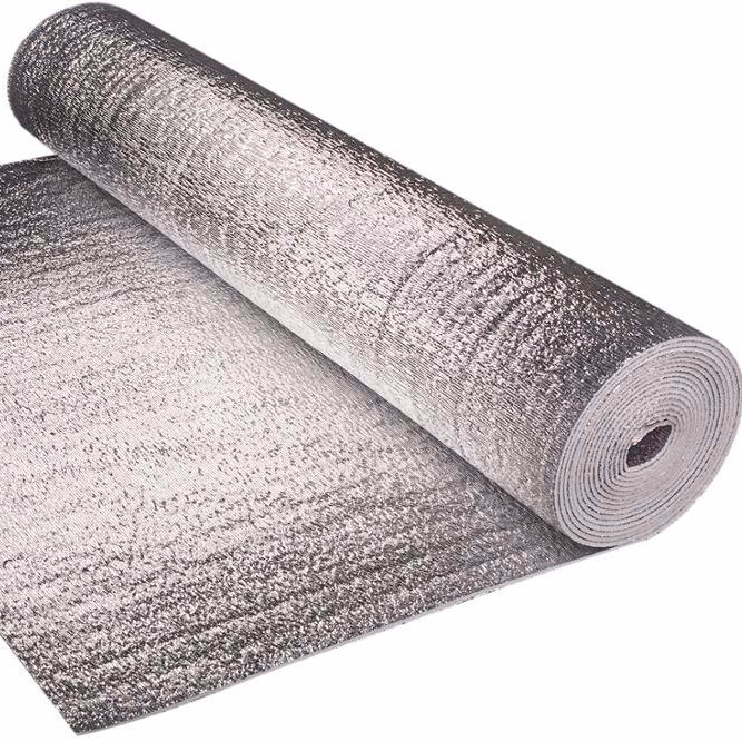 Reflective Fire Resistant Foam Insulation fireproof rigid insulation /insulation tape log roll