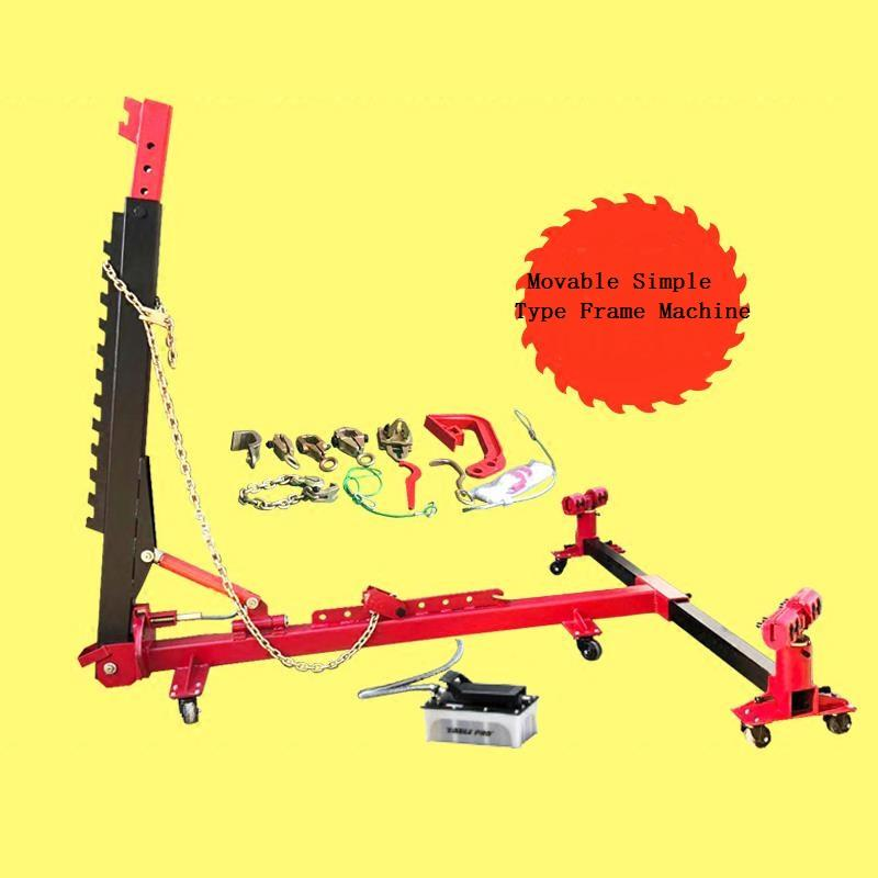 F1000 auto body frame machine/auto repair tool/portable car collision