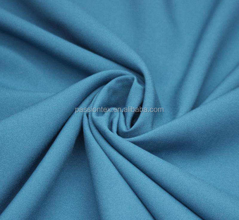 100% polyester 300T semi dull pongee fabric China manufacturer