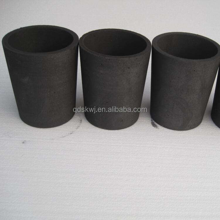 High density Graphite Carbon Crucible
