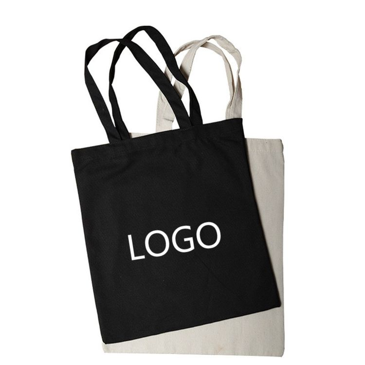 Customized Shoulder Canvas Shopping Bag