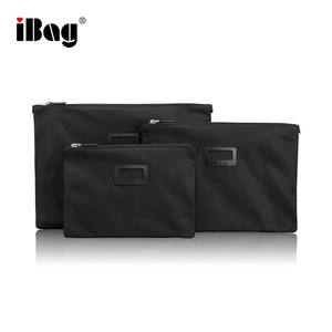 Travel Accessories 3 In 1 Pouch Set Toiletry Bag Travel Kit Shaving Mens Case Waterproof Nylon Shave Dorm Luggage Bag