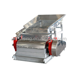 Crude Salt Roller Crusher Crushing Pulverizing Grinding Machine