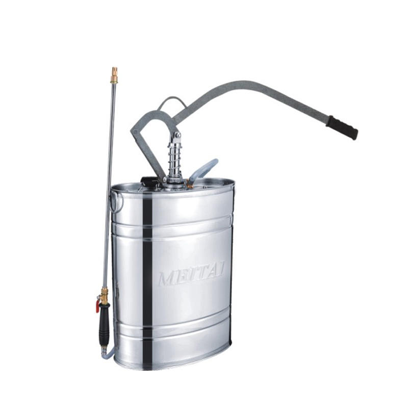 16L Stainless steel sprayer knapsack