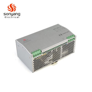 Sonyang 20 AMP 24 V Power Supply Smps 5 V 12 V 24 V DRT-480 100 Amp DC Switching Power supply