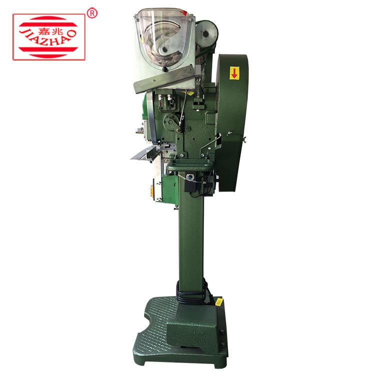 Plastic PP Material Fully Automatic Snap Fastening Machine for Making Snap Fastener