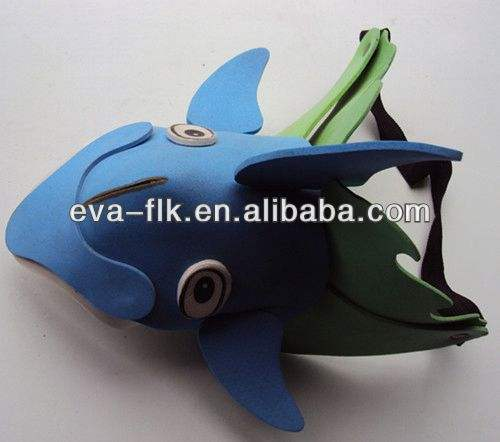 New arrival and fashion promotional gift eva foam hat