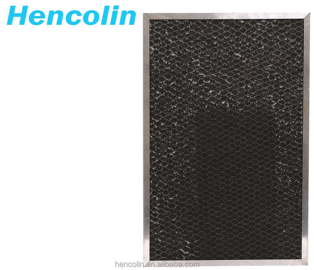 Hencolin honeycomb carbon air filter 교체 Galvanized 강 Customize size