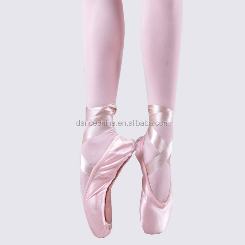 06B5B101 Wholesale baiwu stain Ballet Shoes Ballet Pointe Shoes