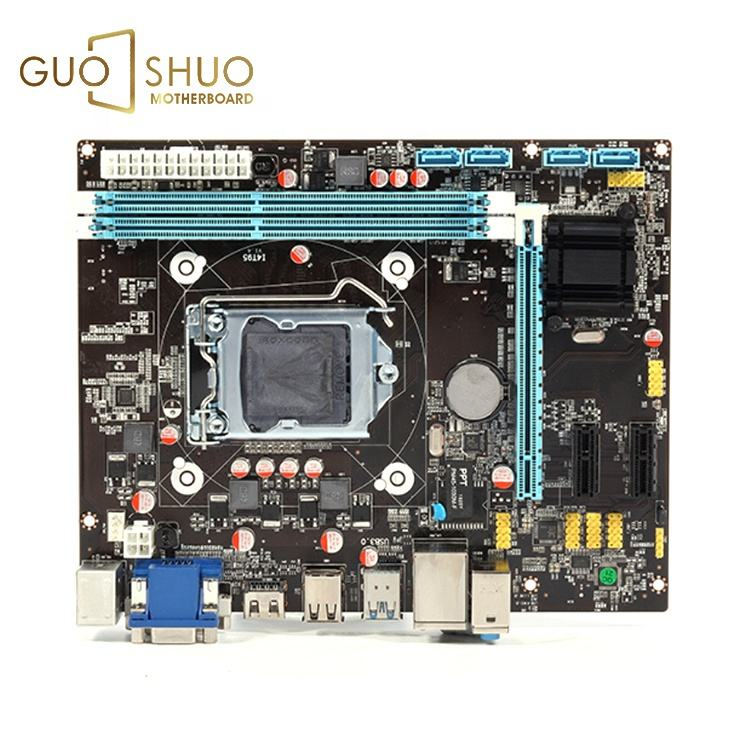 16.8CM X 21 CM motherboard for asus h81m-a 1150 ddr3 h81 system mainboard