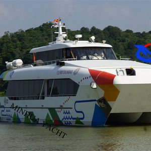 2018yr hot sale 32m passenger boat made in china