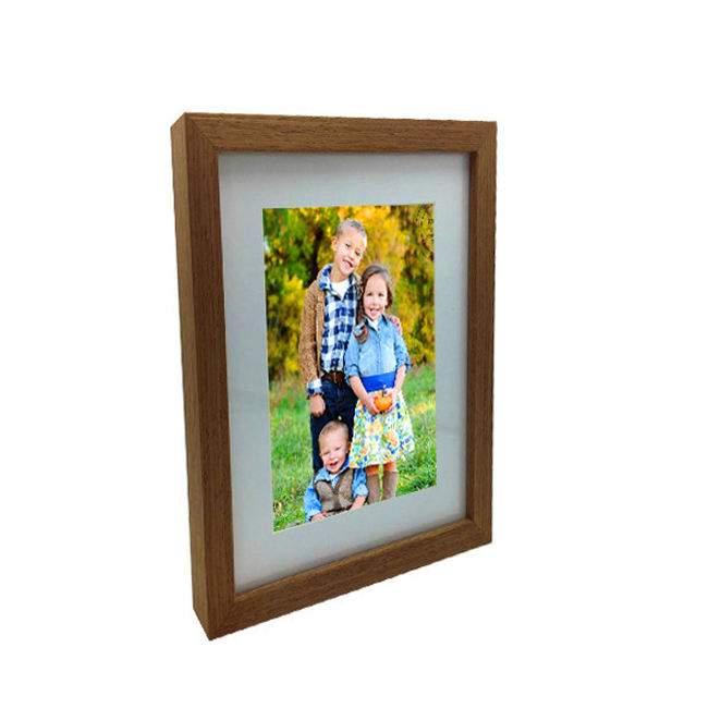 wholesale high quality matted sublimation photo frame 6 x8 inch