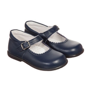 Guangzhou Action Leather Dress Shoes Little Girls Kids Mary Jane Shoes