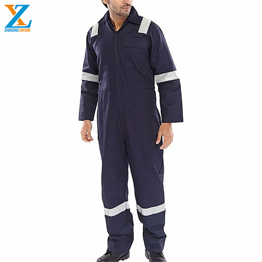 100% Cotton Welding Fire Retardant Protective Coverall