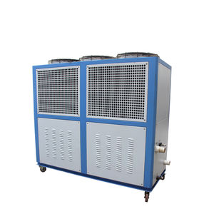 2020 desain Portabel Air Cooled Scroll Tipe Chiller Air Industri