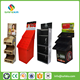Recyclable Customized Advertising POS Floor Hook Display Power Wing Stand for Cold Weather Gear