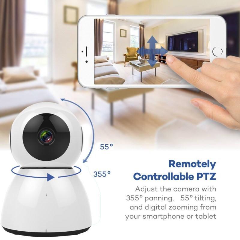 Stable 200 W 1080 P HD P2P sans fil extrême HD IP Caméra de Sécurité