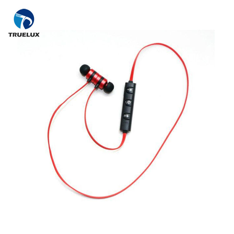 High Quality Earbuds Headset Sports Headphone Stereo Wireless Earphone With Mic