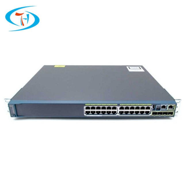 Cisco Catalyst 2960 LAN לייט מתגי WS-C2960-24PC-S