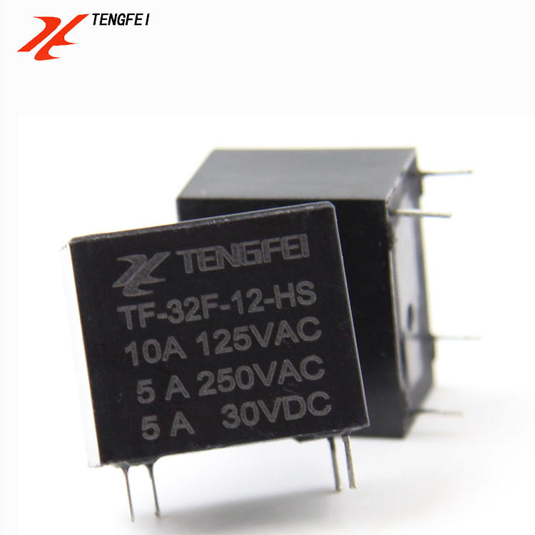 G4A-1A-12VDC SPST-NO dual tab power relay,20A 12V coil