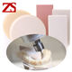 ZS-TOOL low cost dental material Dental Mouthguard Resin Sheets Vacuum Forming Material 127*127mm