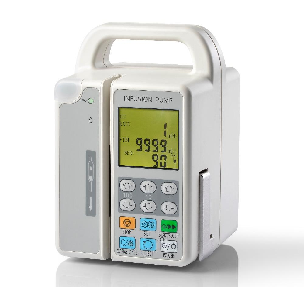 CE approved portable infusion pump