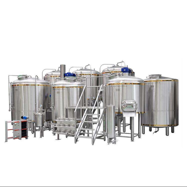15HL भाप <span class=keywords><strong>पीला</strong></span> microbrewery बीयर उपकरण लागत