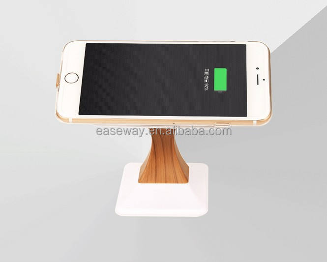 pma wireless charger wholesale Cs0001 mobile phone car holder qi wireless charger for smartphone