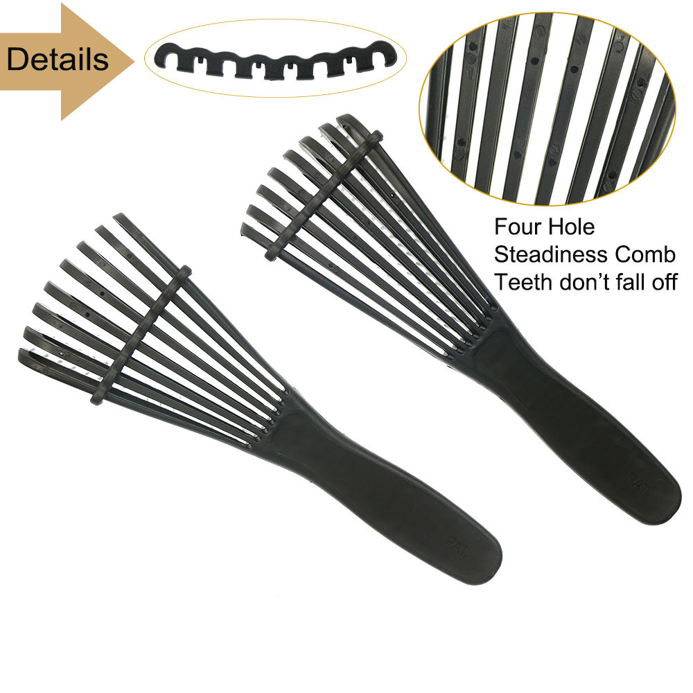 Customize private label hot sale detangling hair brush, octopus wet detangling hair brush