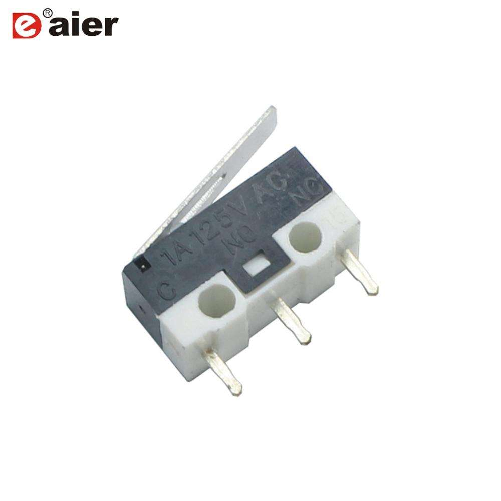 KW10-Z7P T75 Single Pole ON OFF Momentary Subminiature Micro Switch