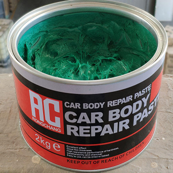 Glass Fiber Reinforced Plastics Repair Fiberglass Putty