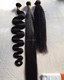 11/11 sale top quality cheap straight human hair factory direct supply free chemical crochet braids hair