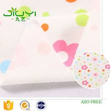 Wholesale cheap custom flower textile  100% cotton quilted print fabric