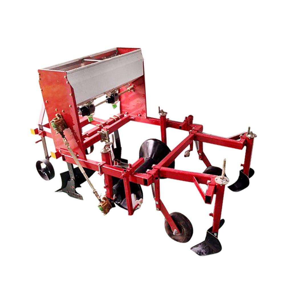Multi - functional ปุ๋ยและ mulch applicator