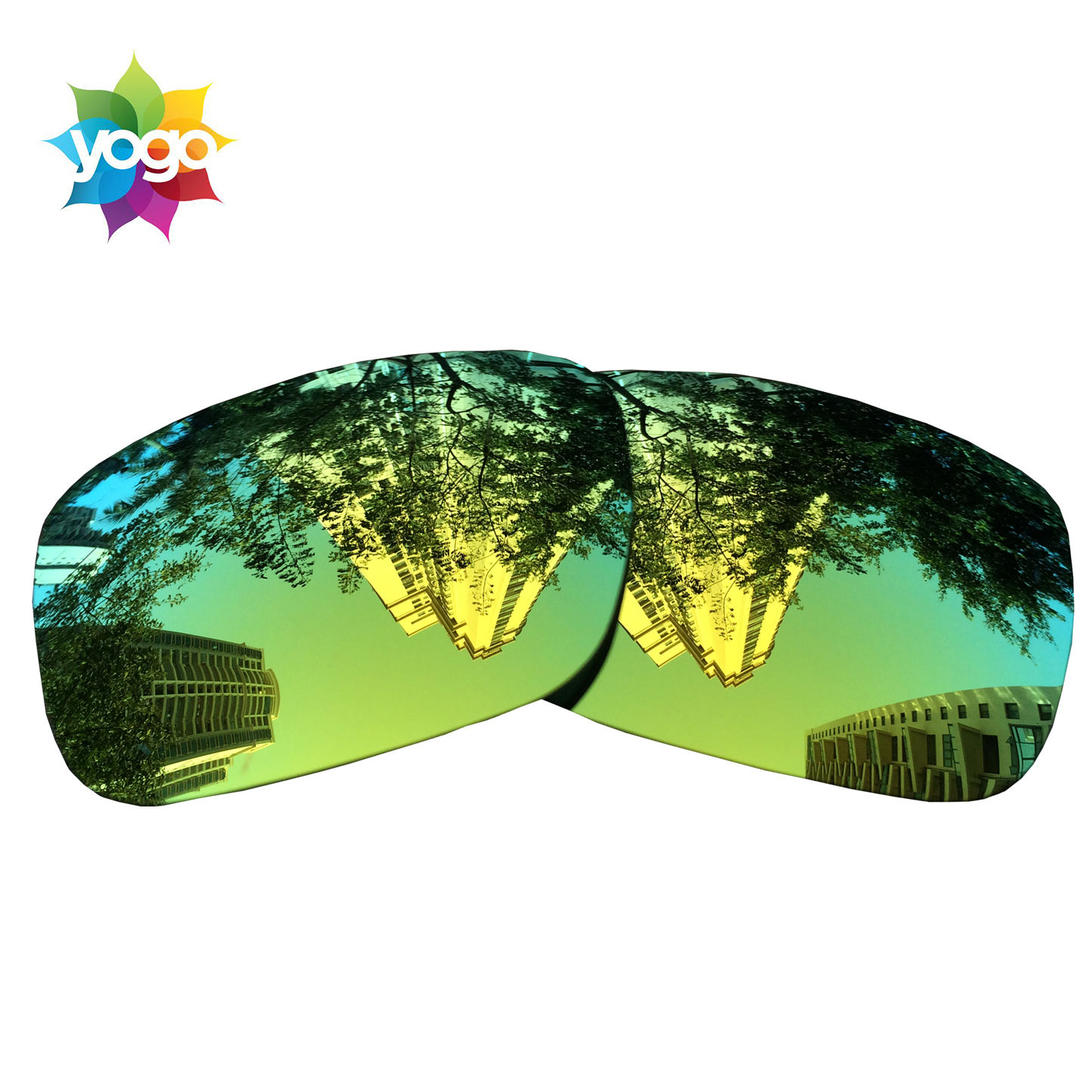 Brand tac color replacement sunglasses lenses