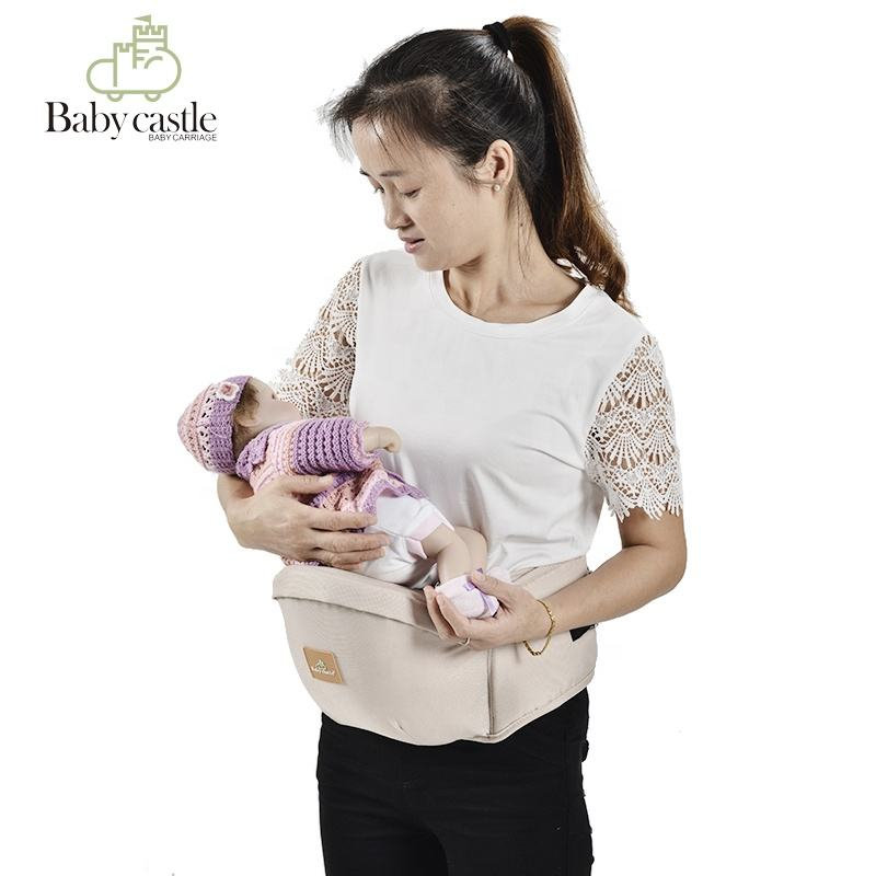 Baby Infant Hip Seat Carrier, Toddler Waist Seat Stool Carrier Baby Front Carrier many colors