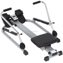 Gym Workout Fitness Equipment Dual Hydraulic Rowing Machine Exercise Equipment Home Rower RM206