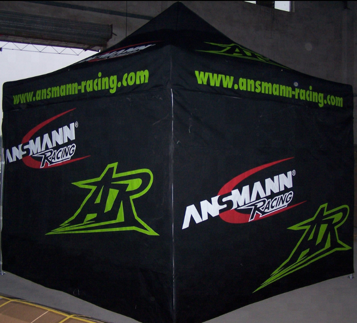outdoor events custom printed marquees