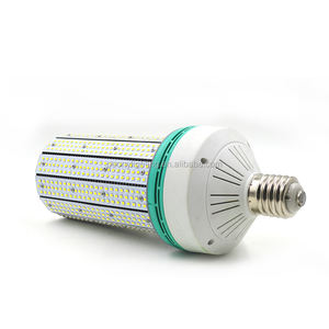 High Lumen led street light 30W40W 60W 80W 100W led corn light bulb E26 E27 E39 E40 listed