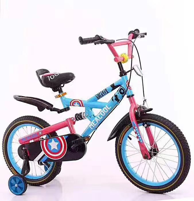 2019 XingTai best sales kids bike / children bike /bicycle/BMX bisiklet with suspension frame