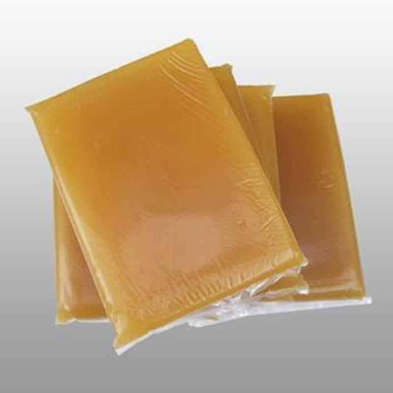 hardcover jelly glue packaging jelly glue hot melt adhesive glue